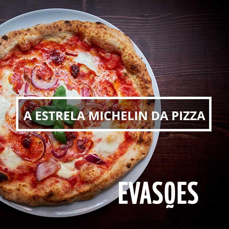 Há mais um restaurante em Lisboa a ganhar «a estrela Michelin da piza napolitana